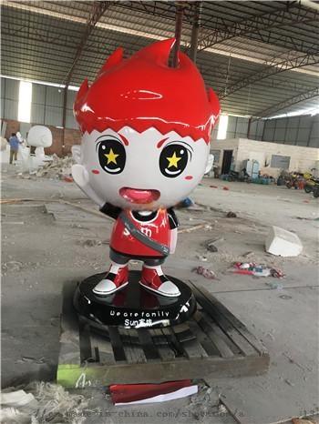 幼兒園卡通人物雕塑,玻璃鋼卡通雕塑805460955
