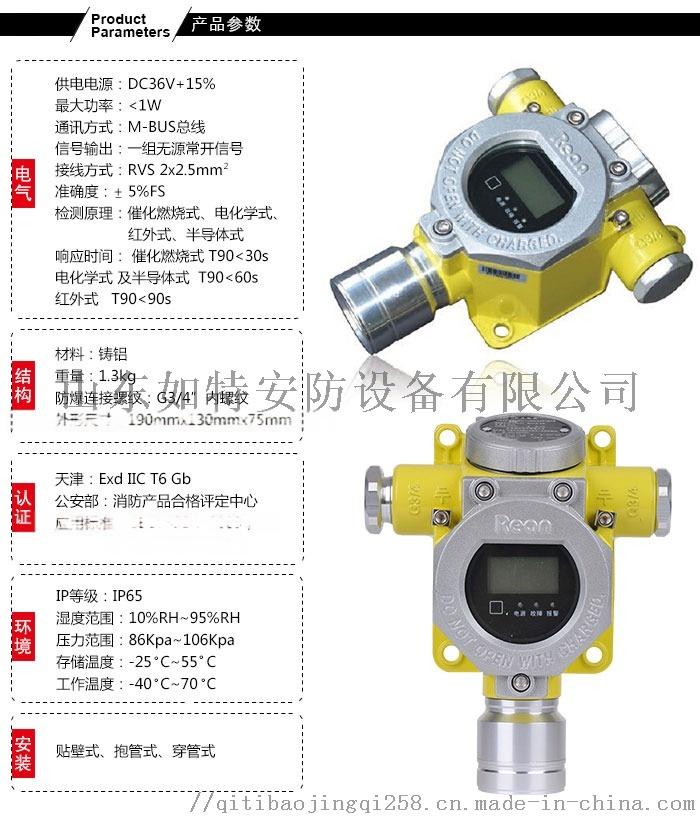 化工厂锅炉房天然气泄漏报警器 联动排风扇系统61587842