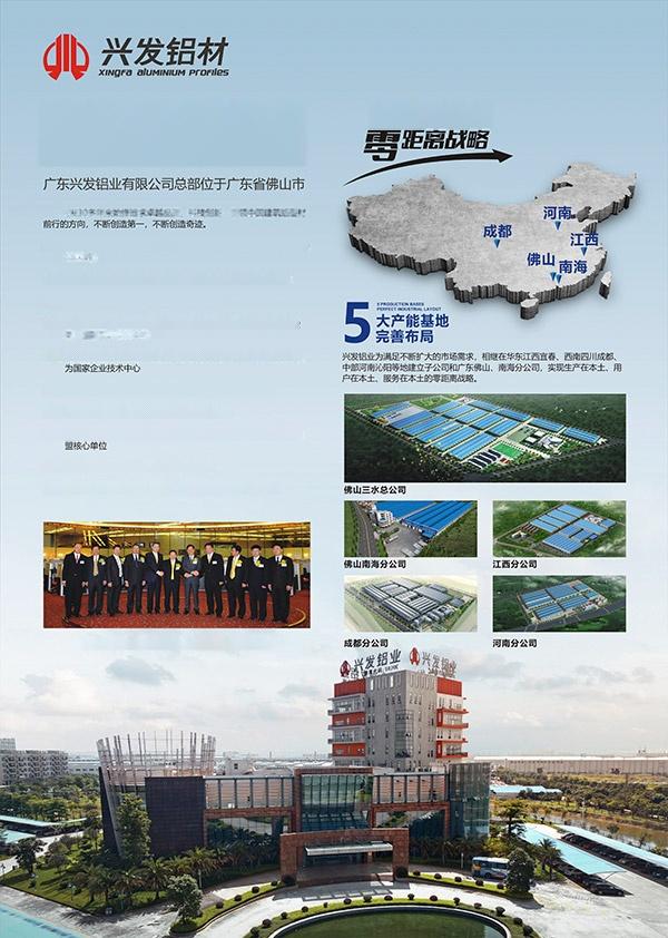 广东兴发铝业建筑铝模板型材定制图册107122835