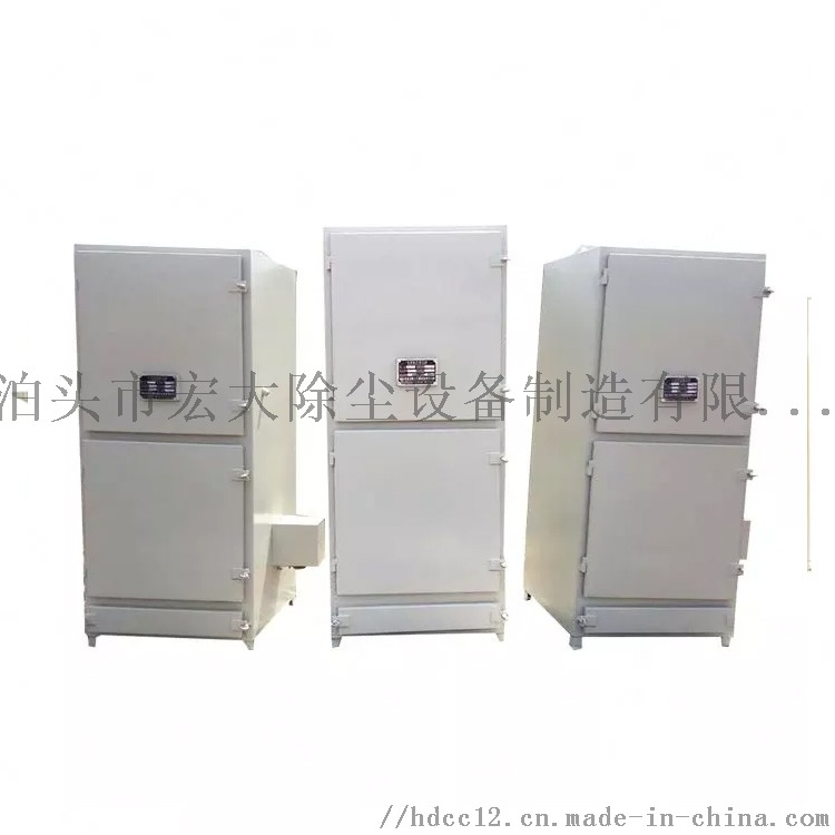 2.2KW滤筒集尘器 低噪音除尘器 不锈钢吸尘器124173062