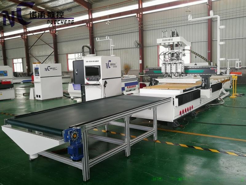 板式家具下料机 板式家具加工中心数控开料机生产厂家85927072