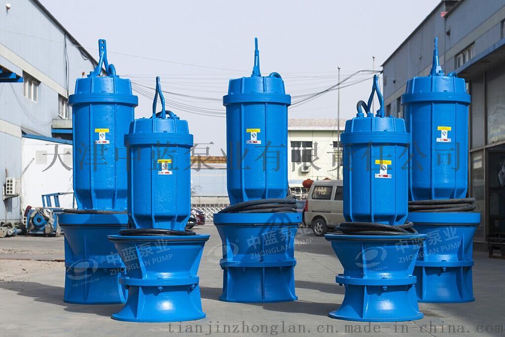 各種系列QZB潛水軸流泵介紹735260212