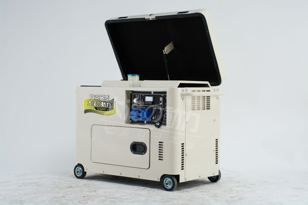小型静音3kw柴油发电机大泽动力821504172