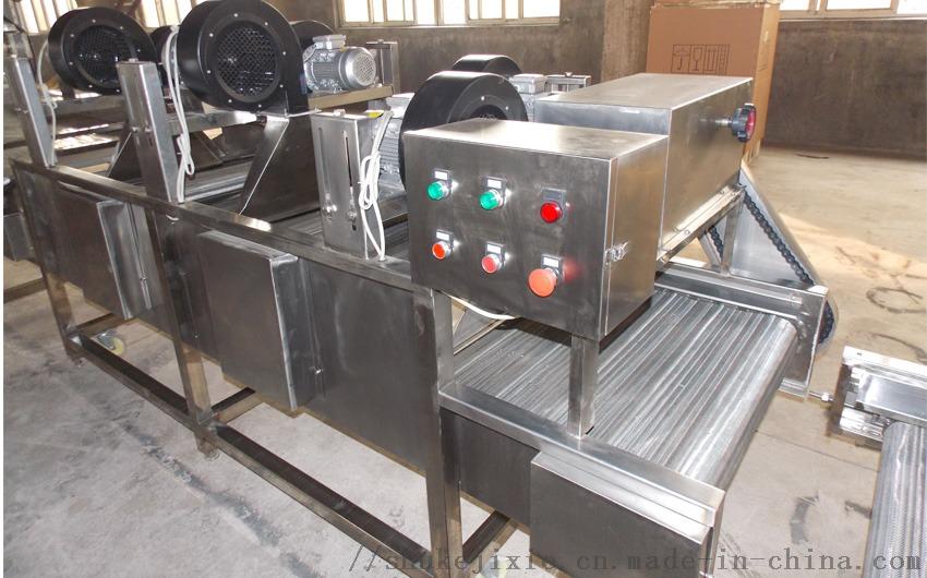 蚕豆产业生产线油炸流水线78109172