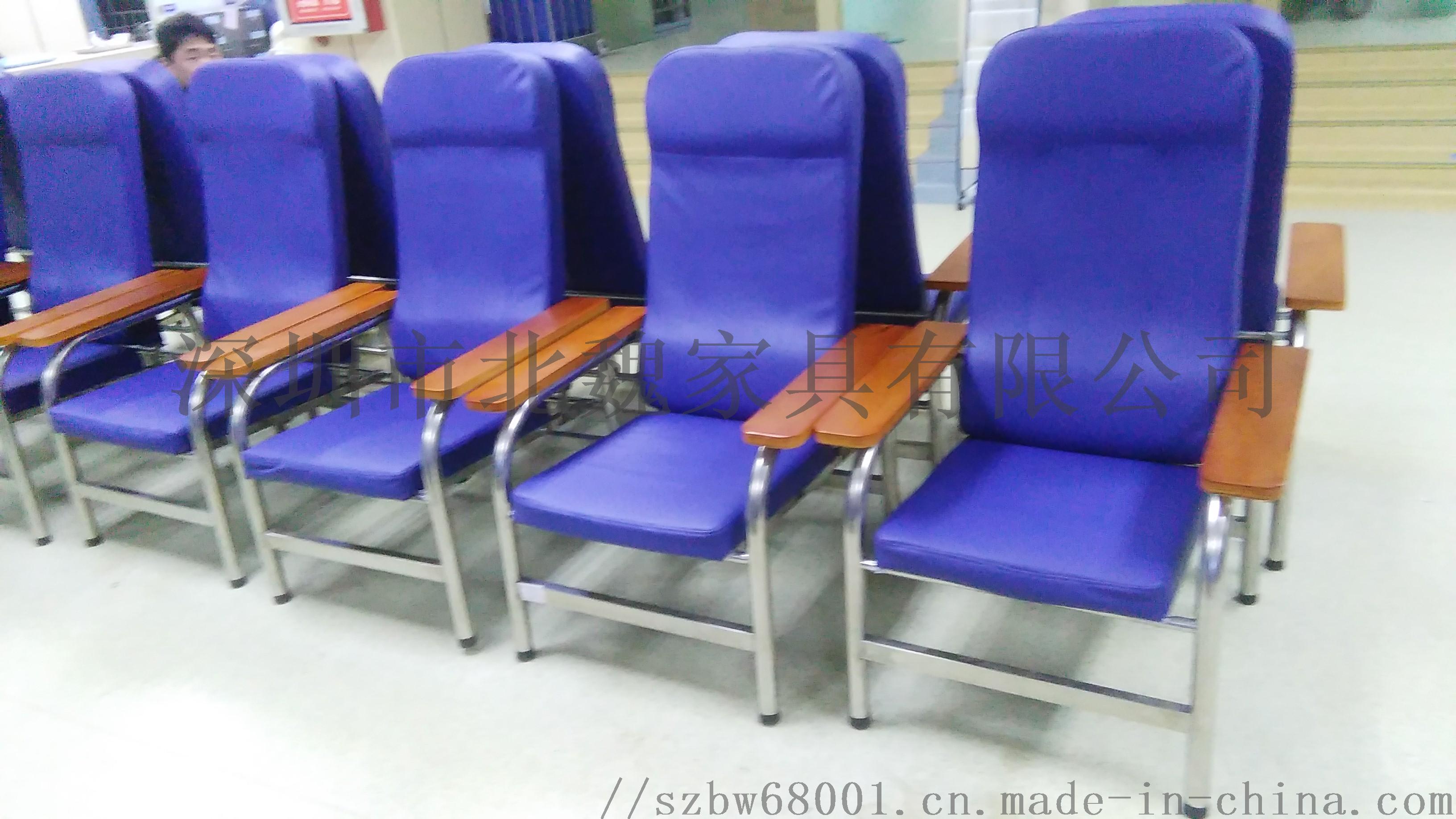 1-3人位医用/医院三人不锈钢侯诊输液椅78785845