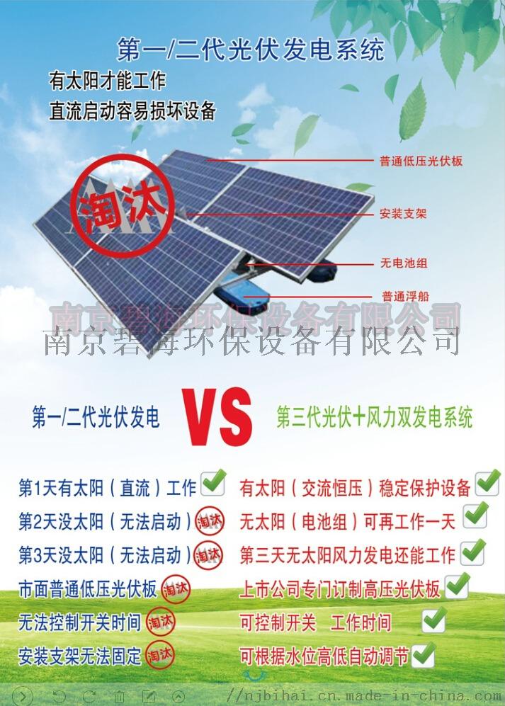 太阳能潜水曝气机,河道治理增氧机74760855