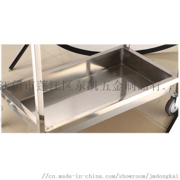 不锈钢收碗车碗碟收纳回收手推餐车837492905