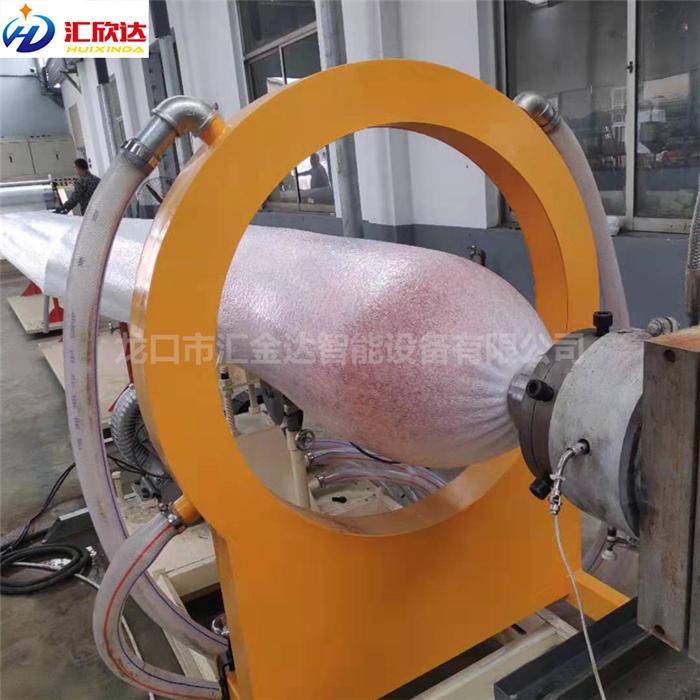 EPE珍珠棉异型材发泡机 汇欣达异型材生产设备820577072