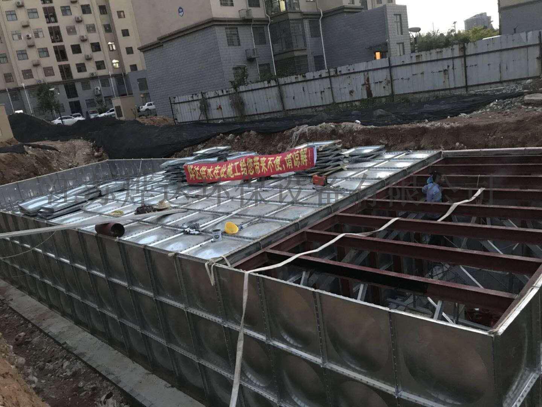 地埋型箱泵一体化给水设备141115845