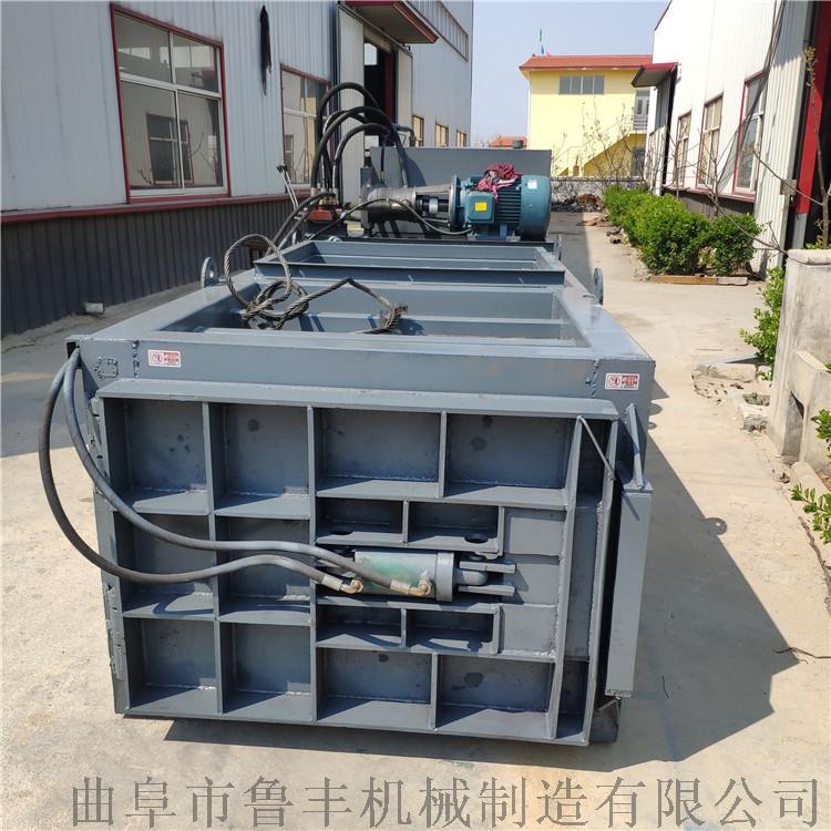 江苏160吨废品垃圾卧式液压打包机供应商96358062