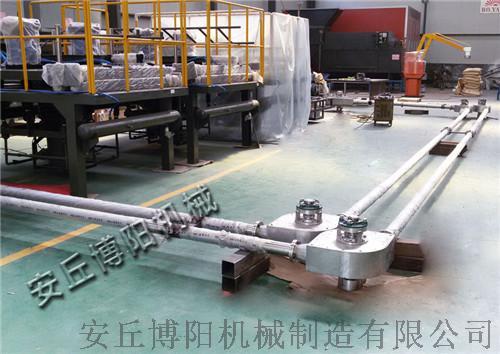 銅精礦粉管式輸送機、掃光粉管鏈輸送機環保型793916835