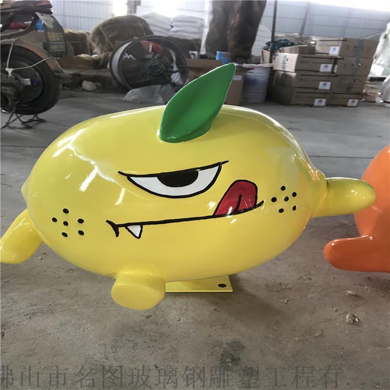 三水玻璃钢吉祥物雕塑、卡通吉祥物雕塑厂家823020015