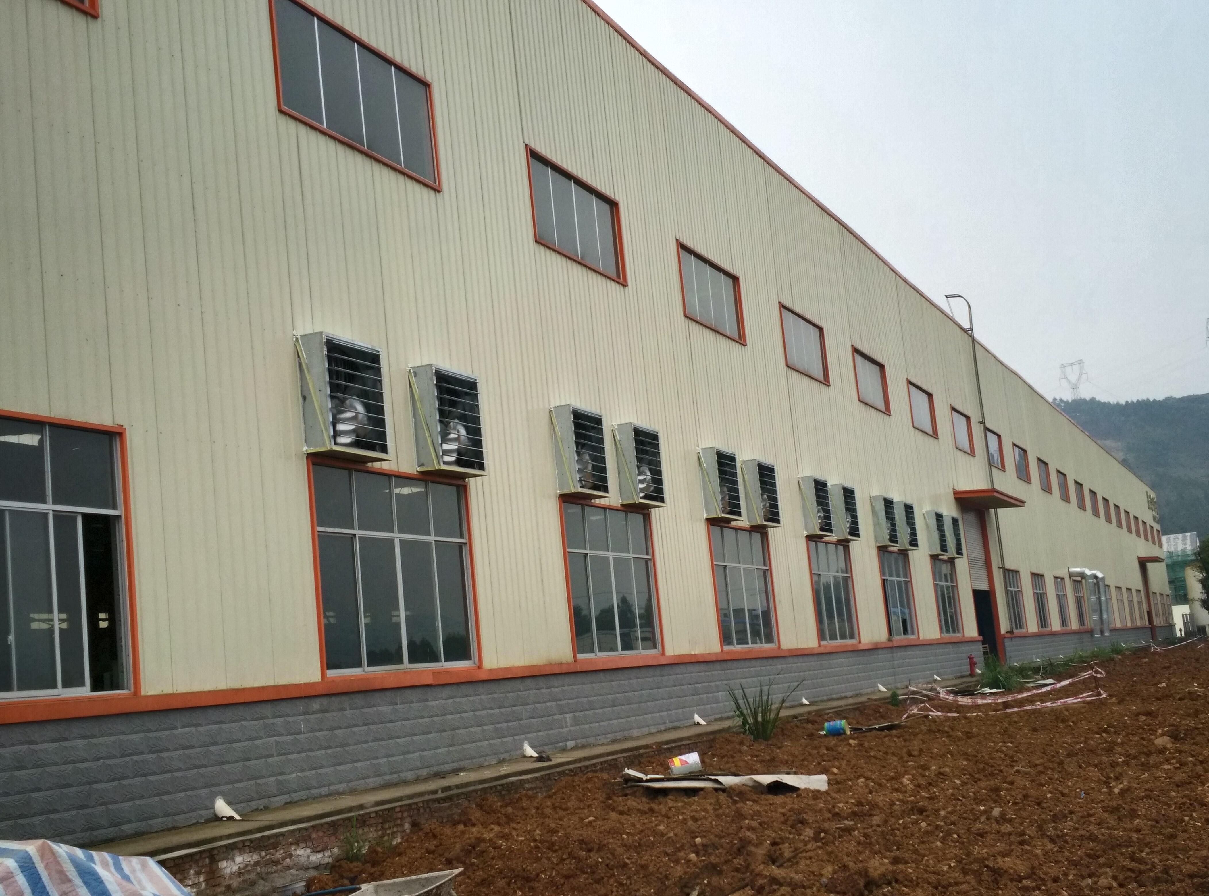 厂房通排风设备及冷风机12683625