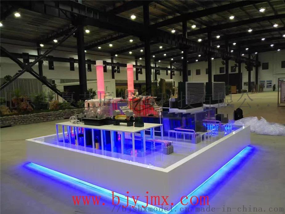 晋城矿山沙盘制作|煤矿开采演示模型108285702