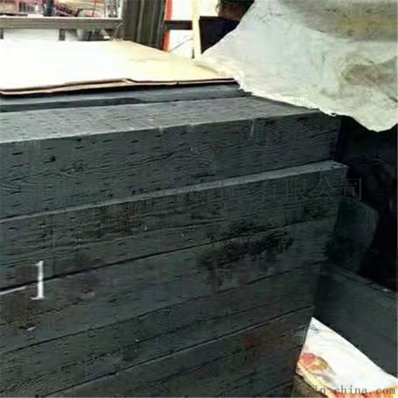 廠家直銷油浸枕木 鐵路道岔枕木 供應防腐樟子鬆枕木828934492