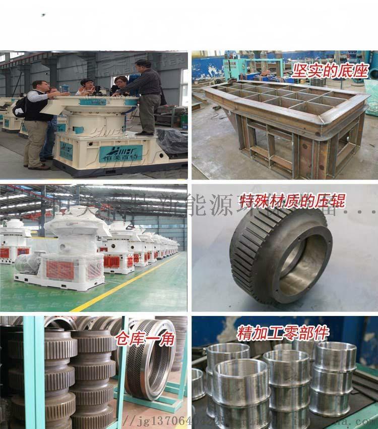 生物质颗粒机可再生的能源设备平模制粒机设备厂家71809772