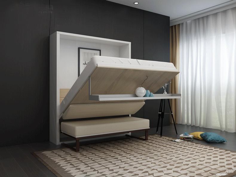 电动隐形床厂家隐形床五金配件上海智造坊折叠隐形床103122785