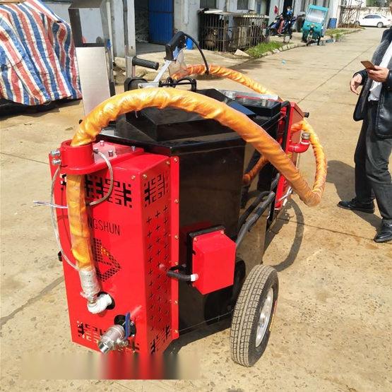 黑龍江齊齊哈爾太陽能灌縫機廠家供貨