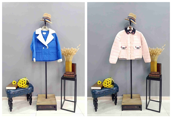 帛兰雅羽绒服女装折扣品牌服装一手货源81864065