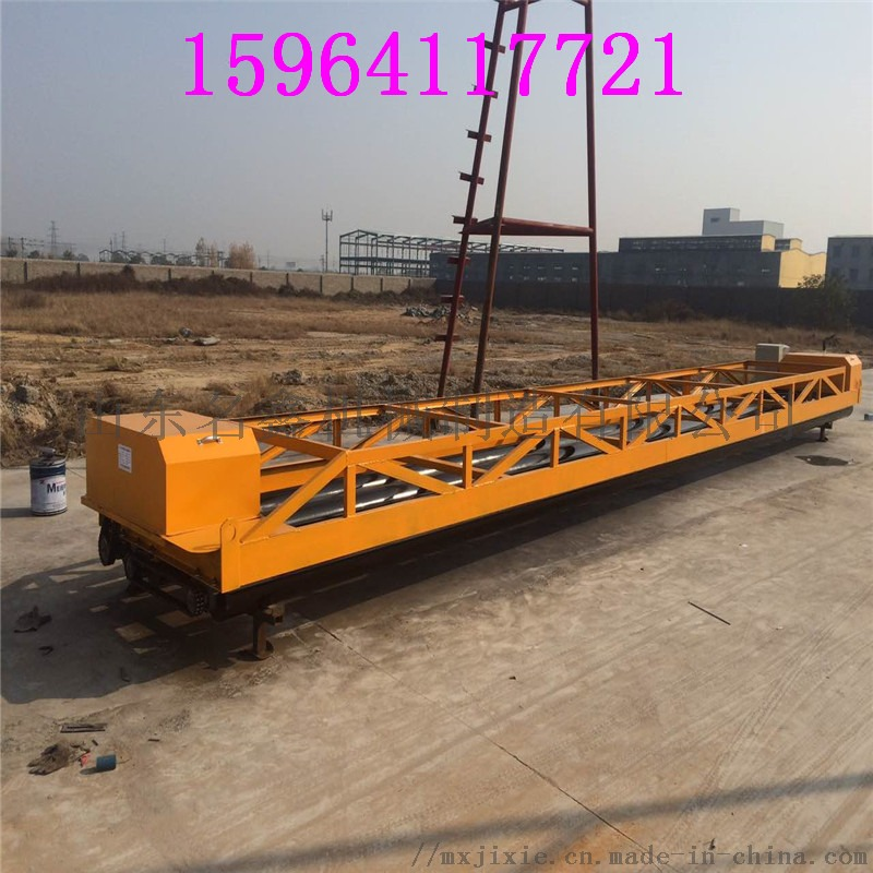 混凝土路桥修筑三辊轴摊铺机 尺寸多选滚轴摊铺机110095952