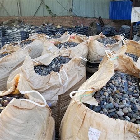 鹅卵石滤料价格