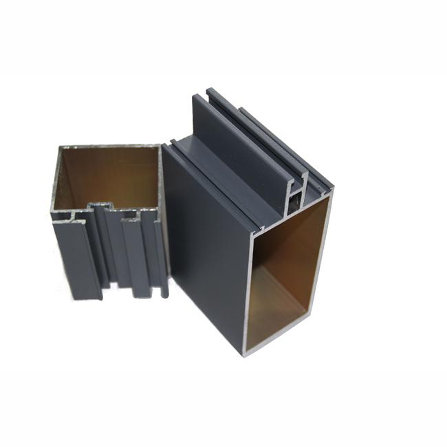 廣東興發鋁業幕牆鋁方管|龍骨方通812451335