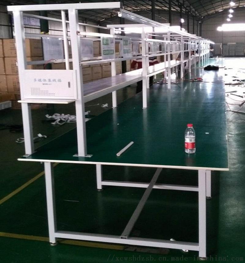 防靜電工作臺 木板拉生產線 不鏽鋼工作臺 按需定做100616532
