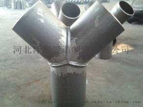 管线钢对焊三通、X65对焊三通、大口径三通144768405