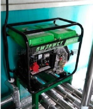 10KW柴油发电机 工厂野外发电  142675635