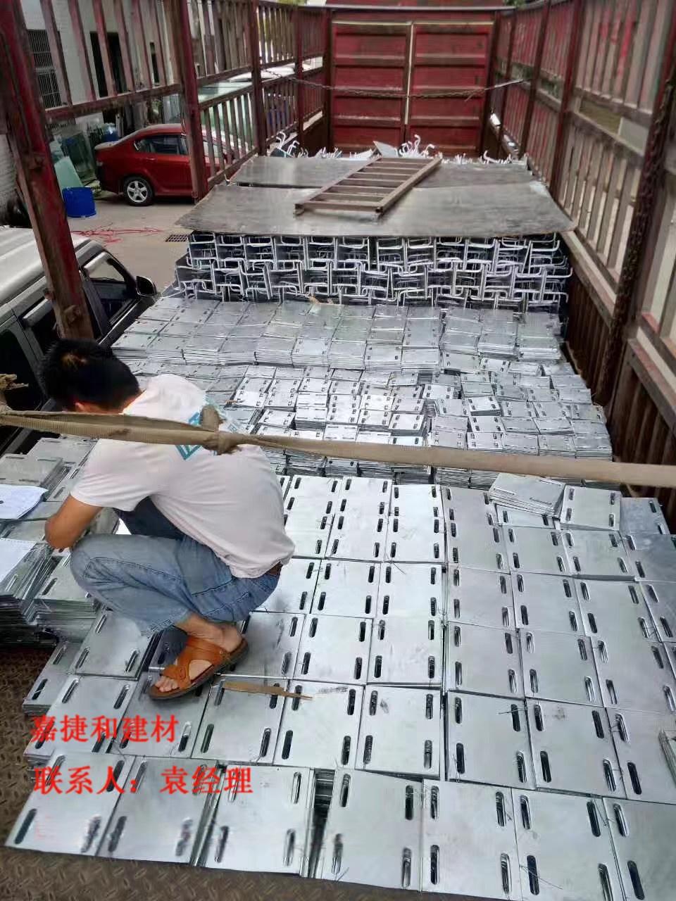 镀锌预埋件钢板 后置预埋板厂家直销品种齐全63025182
