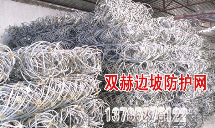 主动边坡防护网¥ 落石防护网 ¥钢丝绳网厂家697288642