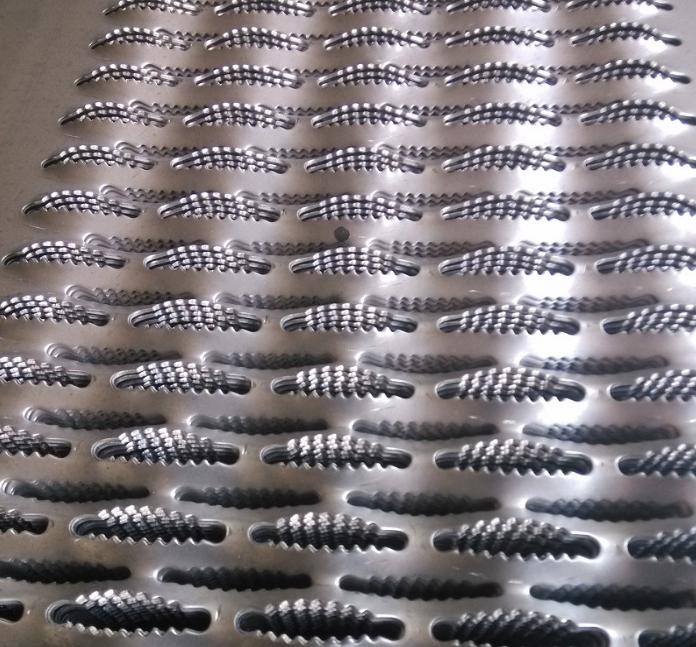 魚鱗孔鱷魚嘴防滑板 鋸齒防滑板762761092