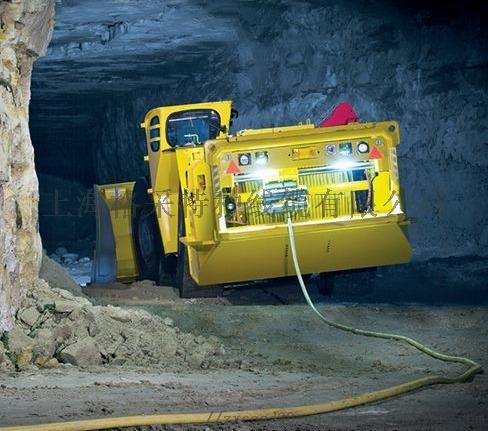 銀礦山電動鏟運機電纜TPU聚氨酯捲筒電纜耐拖拽抗扭778781512