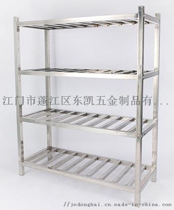 不锈钢置物架四层厨房收纳架848151195