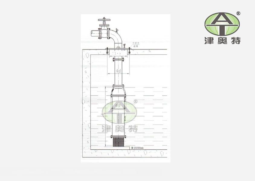 QJX大流量下吸式潜水泵 底吸式潜水泵供应53644785