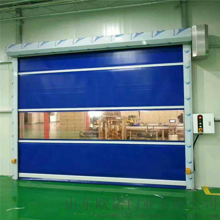 济南厂家供应 工业快速门 PVC堆积门59906752