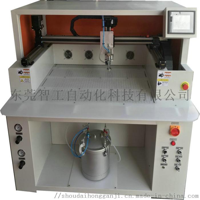 包装制品热熔胶自动刷胶机,自动涂胶机76210262