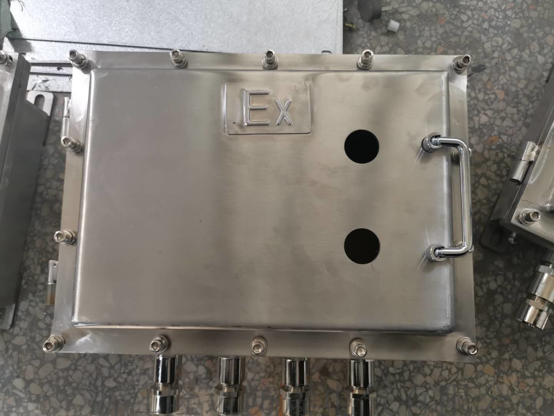 不锈钢防爆接线箱ExdⅡCT4-IP65-WF2953032965