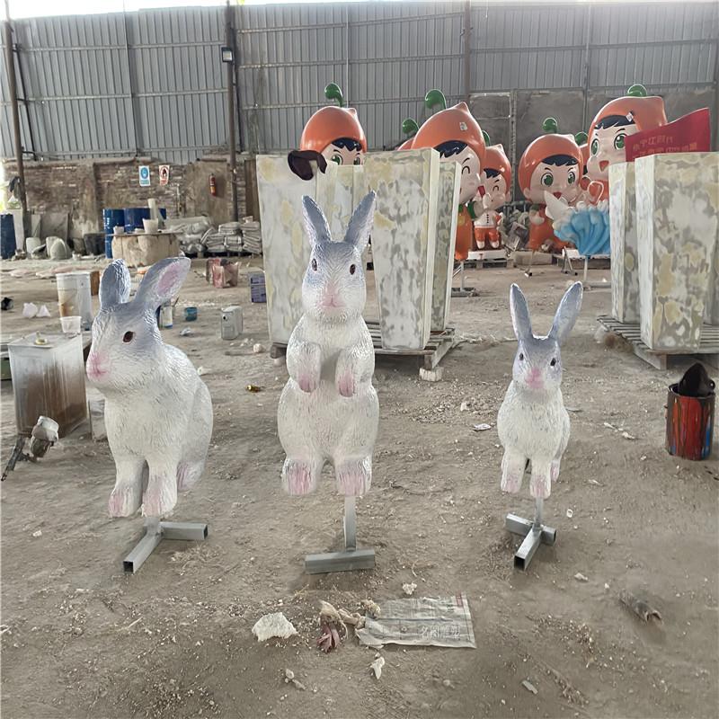 中山幼儿园小动物雕塑 七星瓢虫甲虫雕塑919848315
