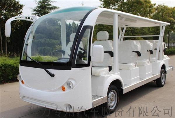 景區觀光遊覽車 豪華電動車