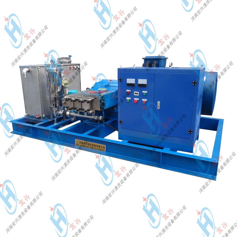 塑料化纤行业注塑机清洗机 挤出机混炼机高压清洗机66835202