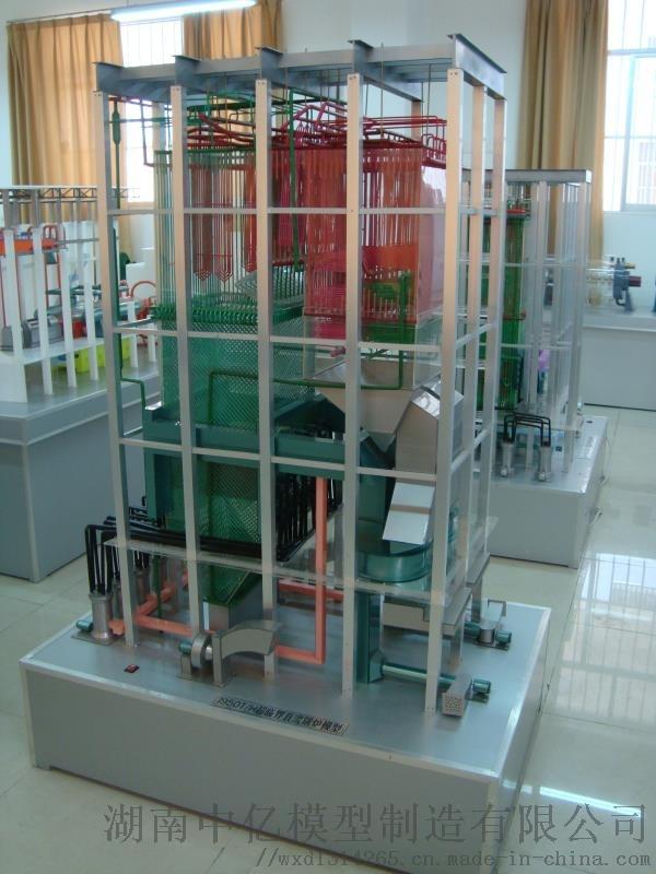 SG1000TH亚临界直流锅炉模型.jpg