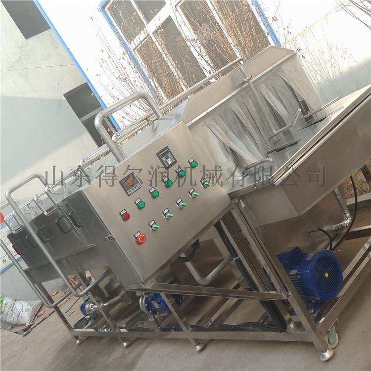 山東DER-5烘烤盤清洗機 自動羅盤烘烤盤清洗設備766624382