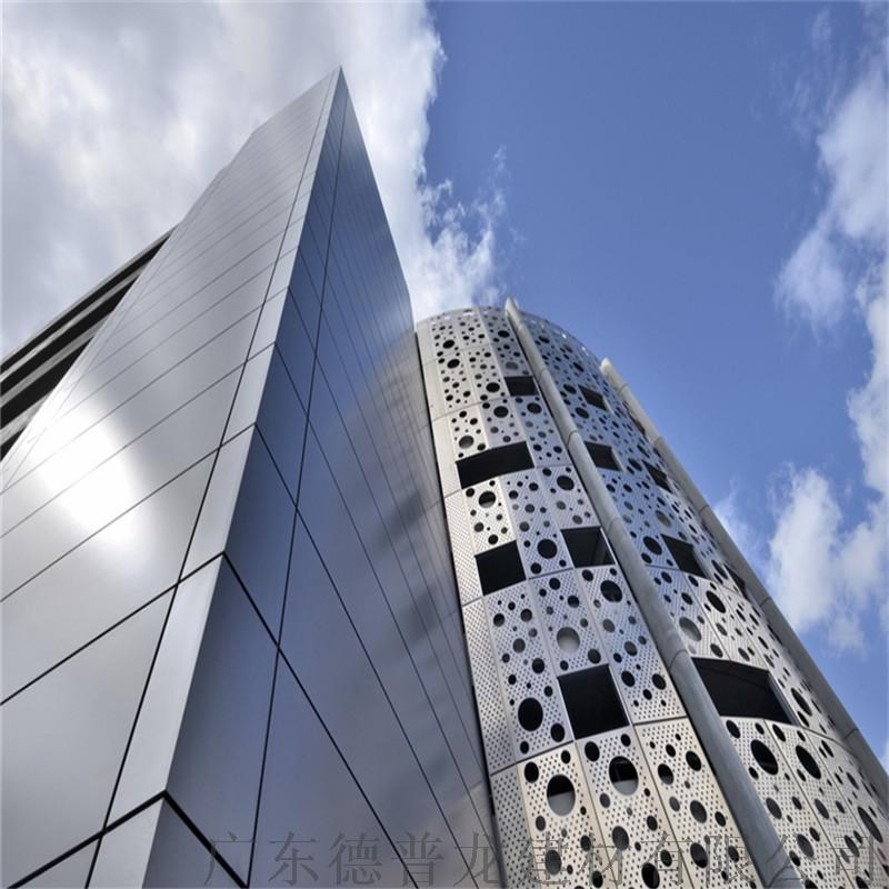 商场电梯冲孔铝单板,铝单板材料,扶手电梯铝单板厂家139395305