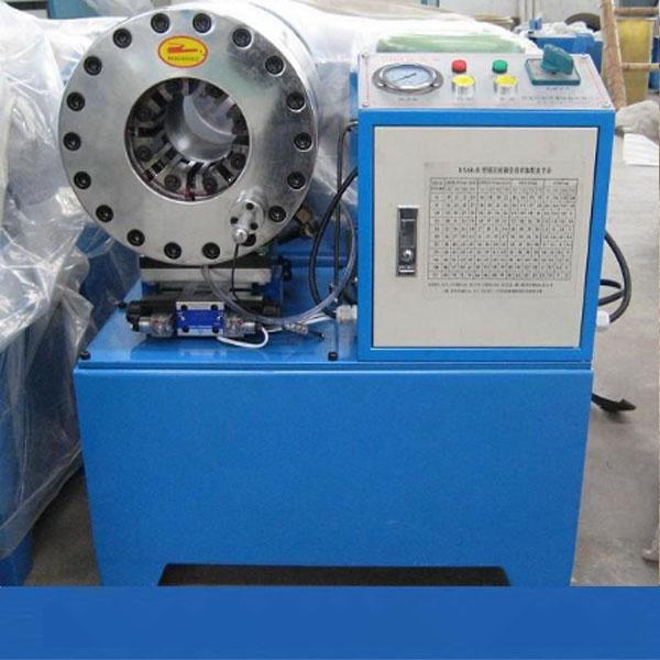 海南手动液压缩管机厂家价格