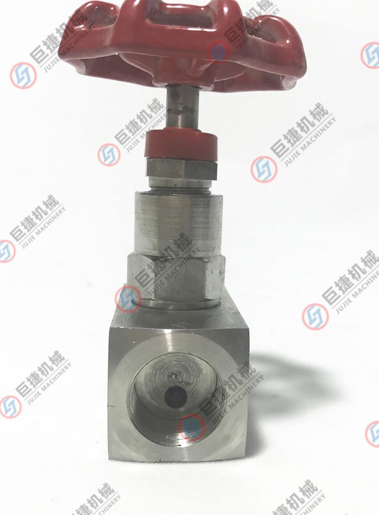 江苏用户指定针型截止阀 J13W不锈钢内螺纹截止阀38964235