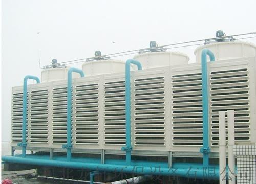 橫流式方形冷卻塔 節省空間 節省電力 噪聲低103535422