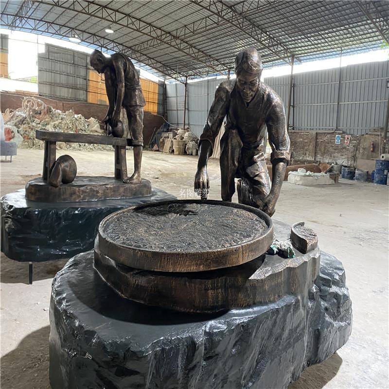 广州  题材雕塑 红色人物雕塑 广场文化主题雕塑848715852