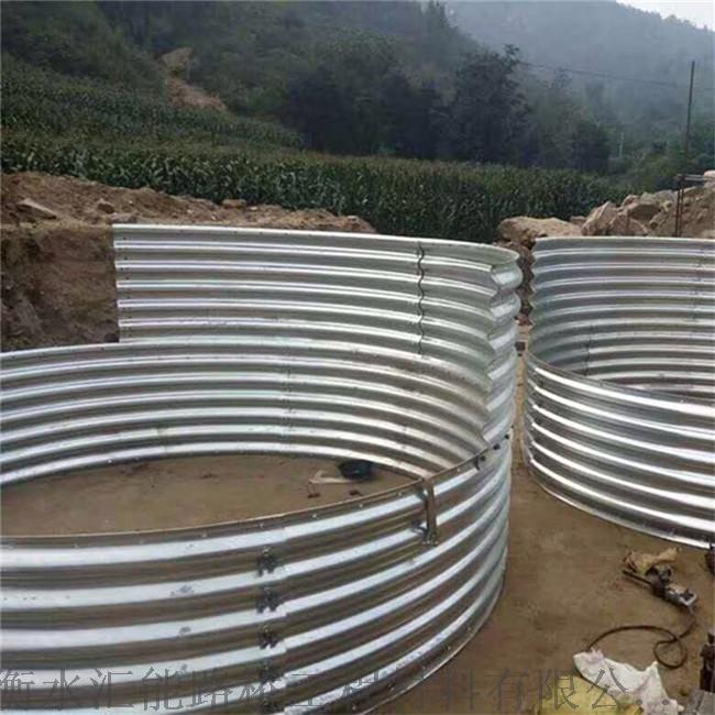 整装金属波纹涵管 镀锌金属波纹涵管厂家直销110803555