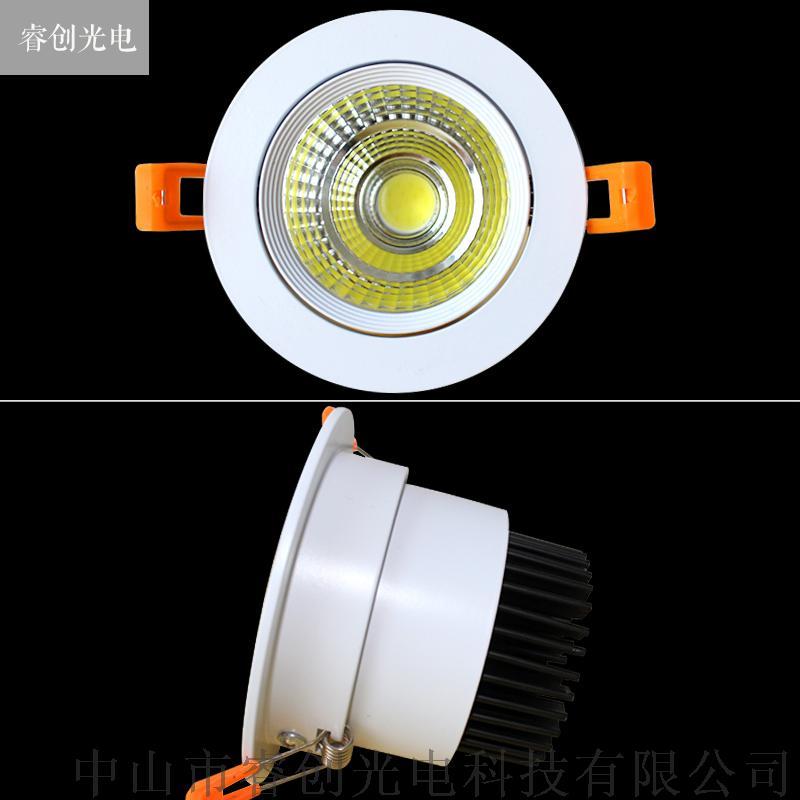 白色射燈-2
